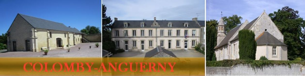 COLOMBY-ANGUERNY